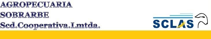 AGROPECUARIA del SOBRARBE Scd.Cooperativa.Limitada.